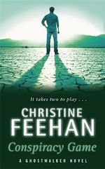 Conspiracy Game : GhostWalkers Series : Book 4 - Christine Feehan