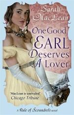 One Good Earl Deserves a Lover - Sarah MacLean