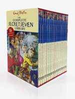 Enid Blyton Secret Seven Complete Collection - Enid Blyton