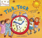 Tick, Tock : A First Look at Time - Paul Harrison