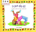 Not Giving Up : I Can Do it - Pat Thomas