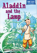 Aladdin and the Magic Lamp : Short Tales Fairy Tales - Shannon Eric Denton