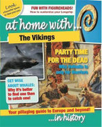 The Vikings : At Home With Series : Book 3 - Tim Cooke