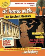 The Ancient Greeks : At Home With Series : Book 4 - Tim Cooke
