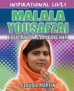 Malala Yousafzai : Inspirational Lives - Hachette Children's Books