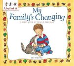 Family Break-Up : My Family's Changing - Pat Thomas