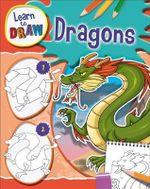 Dragons : Learn to Draw - Jorge Santillan