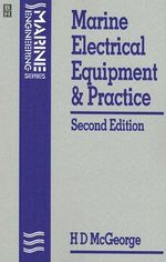Marine Electrical Equipment and Practice - H.D. McGeorge