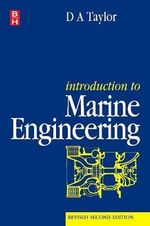 Introduction to Marine Engineering - D.A. Taylor