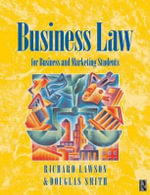 Business Law : For Business and Marketing Students - Douglas Smith