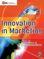 Innovation in Marketing - Peter Doyle