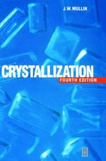 Crystallization - J.W. Mullin