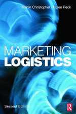 Marketing Logistics - Martin Christopher