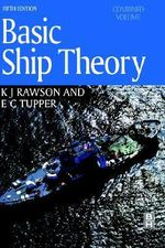 Basic Ship Theory : Combined Volume - E.C. Tupper
