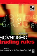 Advanced Trading Rules : Quantitative Finance