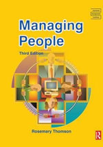 Managing People - Rosemary Thomson