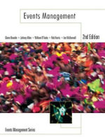 Events Management - Glenn Bowdin