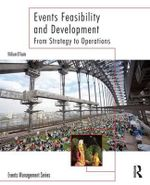 Events Feasibility and Development : From Strategy to Operations - William O'Toole