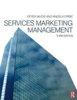 Services Marketing Management - Peter Mudie