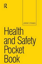 Health and Safety Pocket Book - Jeremy W. Stranks