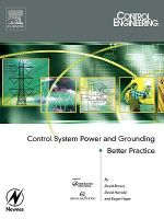 Control System Power and Grounding : Better Practice - Roger Hope