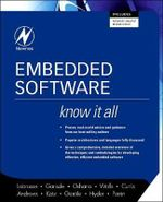 Embedded Software : Know it All - Jean J. Labrosse