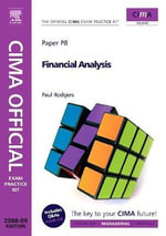 Financial Analysis 2008 : Paper P8 - Paul Rodgers