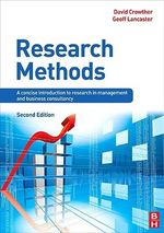 research methods for business dissertation