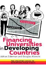 Financing Universities in Developing Countries - Douglas Albrecht