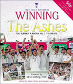 Winning the Ashes : The Summer a Nation Held its Breath - Ralph Dellor