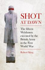 Shot at Dawn : The Fifteen Welshmen executed by the British Army in the First World War - Robert King