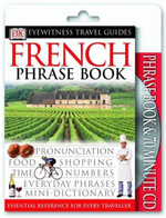 DK Eyewitness Travel Visual Phrase Book : French  - DK Publishing