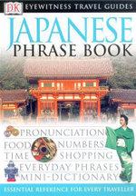 DK Eyewitness Travel Phrase Book : Japanese - DK Publishing