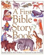 A First Bible Storybook - Mary Hoffman