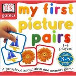 My First Picture Pairs : A Pre-School Recognition and Memory Game