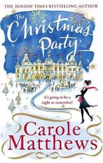 The Christmas Party - Carole Matthews