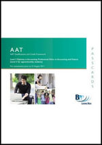 AAT - Professional Ethics in Accounting and Finance : Passcards - BPP Learning Media