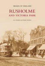 Rusholme and Victoria Park - Jill Cronin