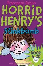 Horrid Henry's Stinkbomb : Book & CD - Francesca Simon