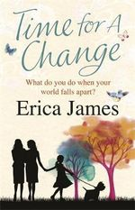 Time For a Change - Erica James