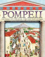Pompeii : A Great Roman City, a Spectacular House... and the Events That Shook Them Both - Richard Platt
