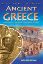 Ancient Greece : An Essential Reference Guide to Life in Greece's Golden Age - Kevin Maddison