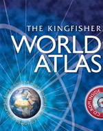 The Kingfisher World Atlas - Philip Wilkinson