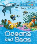Explorers Oceans and Seas : Oceans and Seas - Stephen Savage