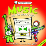 Basher Basics : Music  : With the Rite Note!  - Simon Basher