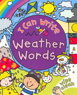 Weather Words : I Can Write