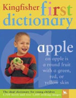 Kingfisher First Dictionary - Not Available 