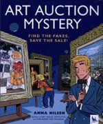 Art Auction Mystery - Anna Nilsen