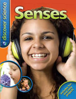 Senses : Discover Science (Kingfish Hardcover) - Jinny Johnson