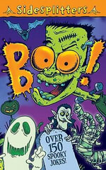 Boo! : Over 150 Spooky Jokes! - Martin Chatterton